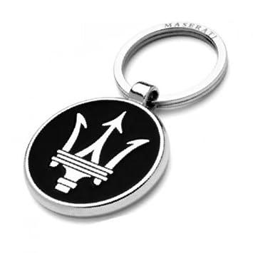 Maserati llavero Negro: Amazon.es: Coche y moto