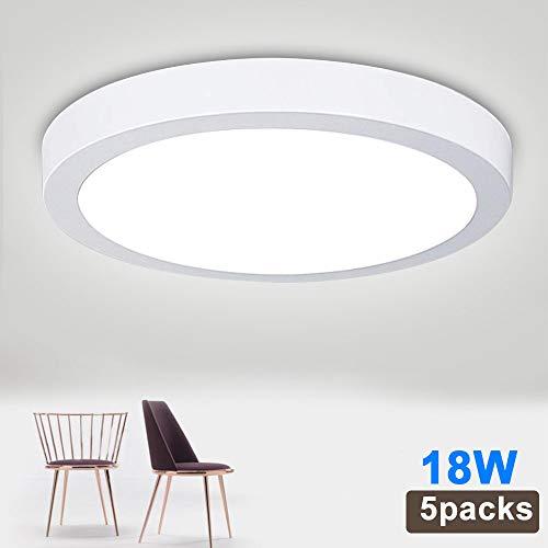 LED Flush Mount Ceiling Light 8.86