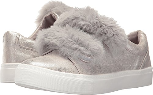 (Dirty Laundry by Chinese Laundry Women's Jordan Fashion Sneaker, Silver Shimmer,  8 M US)
