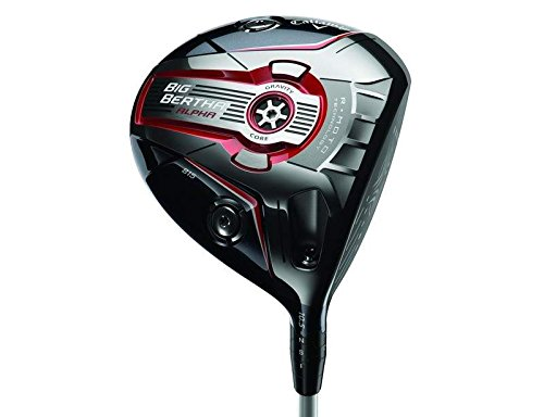 Callaway Big Bertha Alpha 815 Driver 9 Fujikura Motore Speeder 665 Graphite Stiff Right Handed 45.5 in