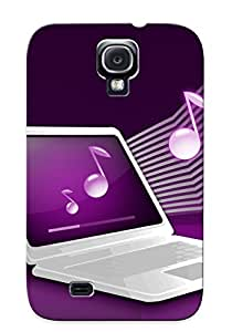 Exultantor Perfect Tpu Case For Galaxy S4/ Anti-scratch Protector Case (laptop)