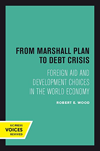 From Marshall Plan to Debt Crisis – Foreign Aid and Development Choices in the World Economy