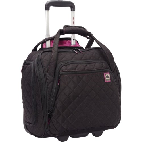 delsey-quilted-rolling-underseat-tote-exclusive-black