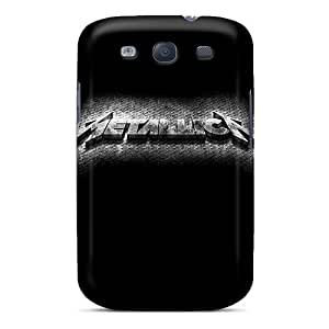 Hard Plastic Galaxy S3 Cases Back Covers,hot Metallica Cases At Perfect Customized