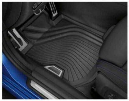 BMW Set Originale di 3 tappetini G20 in Gomma per Tutte Le Stagioni