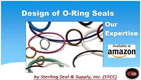 8 ID 8-3//8 OD Pack of 1000 Ozone and Sunlight Pack of 1000 Excellent Resistance to Oxygen Sterling Seal ORSIL368x1000 Number 368 Standard Silicone O-Ring 70 Durometer Hardness Sur-Seal Inc. 8 ID 8-3//8 OD Vinyl Methyl Silicone