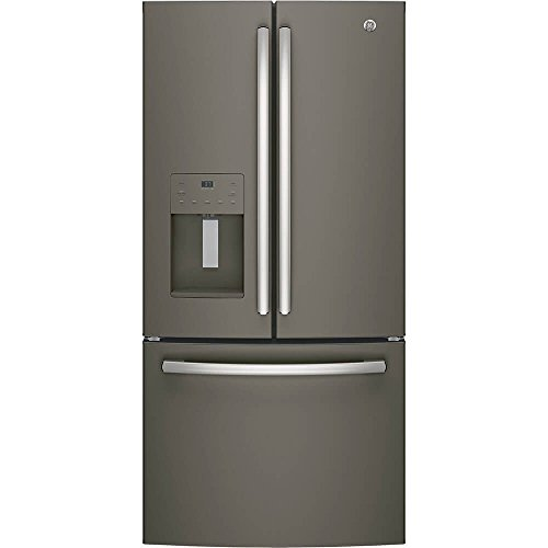 GE Series Energy Star 23.8 Cubic Foot French Door Refrirator by GE