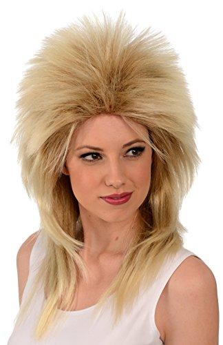 Swell Kangaroo Costume Wigs Long 80S Rocker Wig Dirty Blonde Wig In Hairstyles For Men Maxibearus