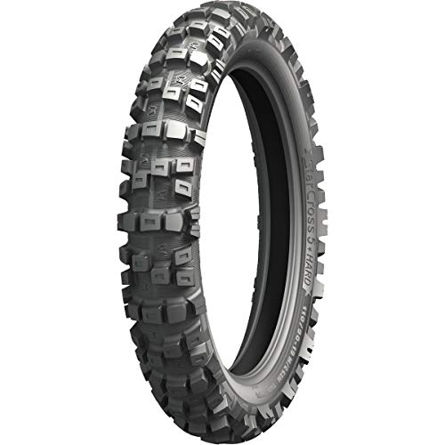 Michelin StarCross 5 Hard Terrain Tire 110/90x19 - Fits: Beta 450 RR Cross Country 2012