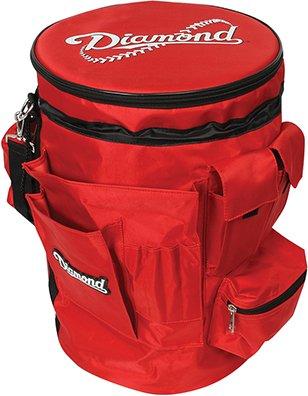 (Diamond Sports Baseball/Softball Bucket Sleeve)