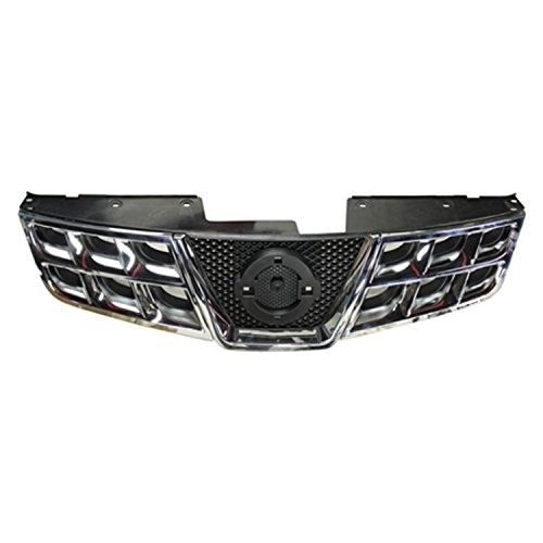 nissan rogue grille insert - 3
