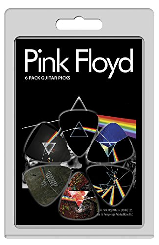 Perris Leathers LP-PF3 Pink Floyd Guitar Picks