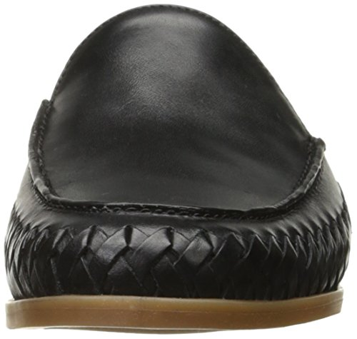 Leather Women's West Nine Mule Black Juanita wq0OnZxPBS