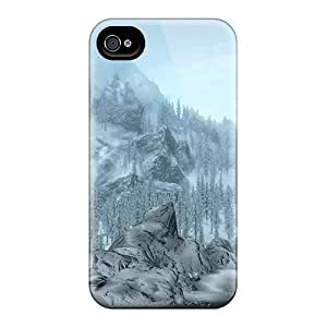 Iphone Covers Cases - Skyrim Winter Protective Cases Compatibel With Iphone 6plus