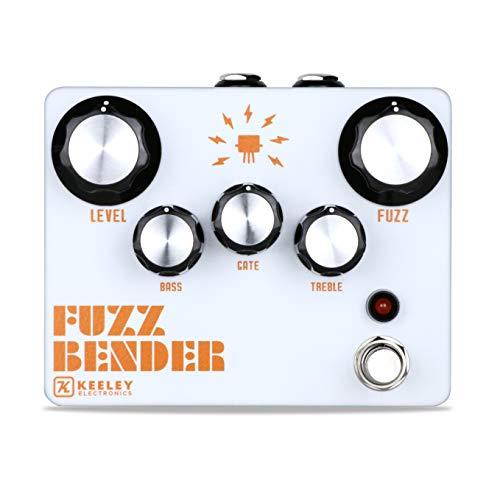Keeley Fuzz Bender 3 Transistor Hybrid Fuzz Pedal