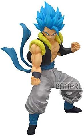 Dragonball Z Banpresto Figurine Dokkan Battle 5th Anniversary Gogeta Blue Pvc Action Figure Amazon Fr Cuisine Maison