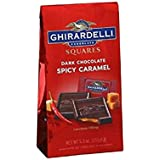 Ghirardelli Squares Dark Chocolate Spicy Caramel (2 PACK)