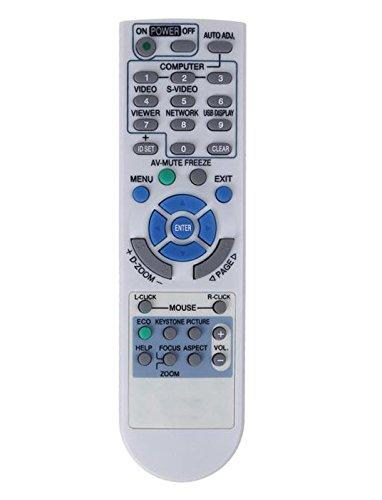 New Replacement Projector Remote Control Fit for RD-448E for NEC VT670 VT675 VT676 VT695 VT700 VT800