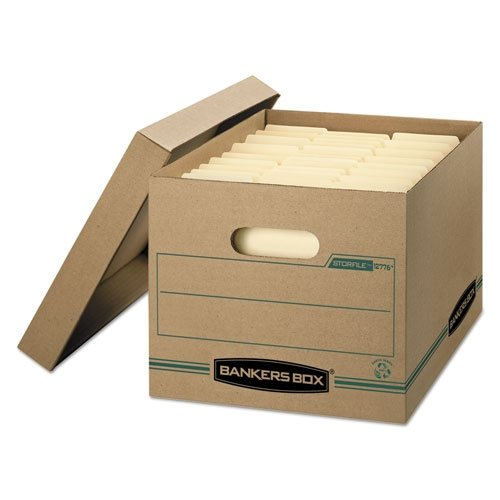 Bb 100% Recycled Storfile Letter/Legal B -  BANKERS BOX, 1277601
