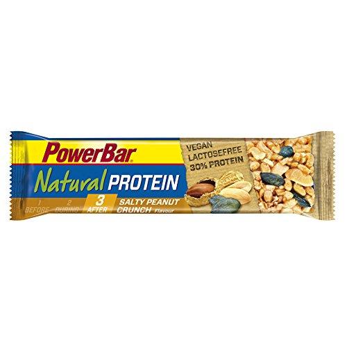 Powerbar Natural Protein Bar Salty Peanut Crunch, 24 Riegel  40g