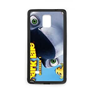 SamSung Galaxy Note4 phone cases Black Shark Tale cell phone cases Beautiful gifts TRIJ2772434