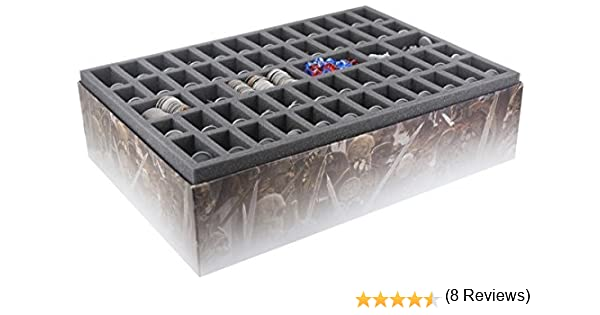 Feldherr Foam Tray Value Set for The Conan Board Game Box: Amazon.es: Juguetes y juegos