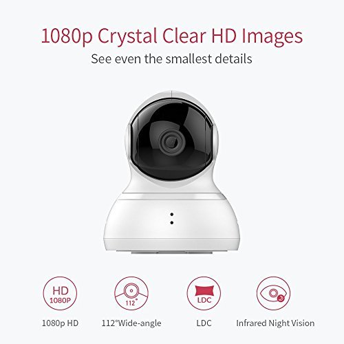 YI Dome Wireless IP Camera