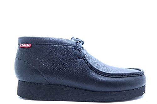 [padmore Ii-63362] Clarks Premium Crepe Mens Scarpe Clarksblack Leatherm