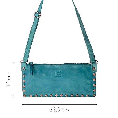 Dudu - Sac porté épaule - TImeless - Mini Bag - Vert malachite - Femme