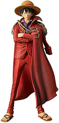 Banpresto-One-Piece-King-of-Artist-The-Monkey-D-Luffy-20th-Limited-Action-Figure
