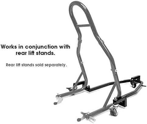 Venom Motorcycle Trolley Rear Lift Stand Attachment For Yamaha YZFR6 R6S YZF R6