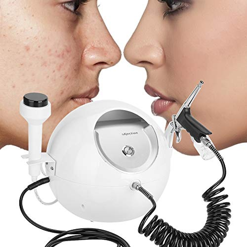 Oxygen Water Injection Sprayer, High Frequency Hydration Beauty Device for Blackheads and Pimple Removal Skin Care (1)