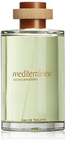 (Antonio Banderas EDT Spray for Men, Mediterraneo, 6.75 Ounce)