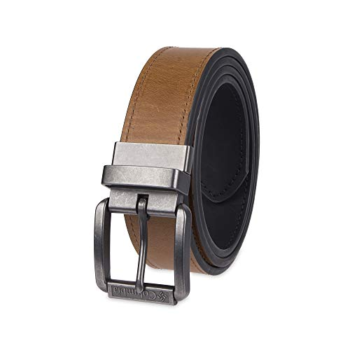 Columbia Mens Ainsworth 1 3/8 in. Top Laced Mens Belt