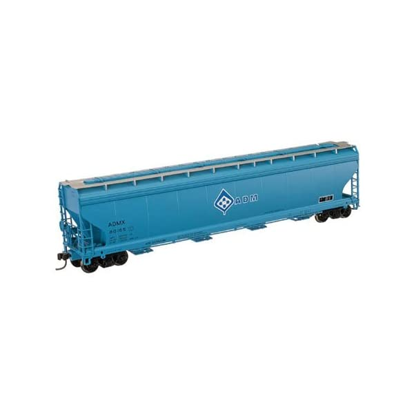 Trainman Amtrak #13309 Evans 52' Gondola HO Scale Freight Car 1