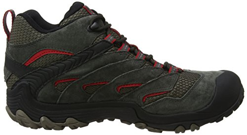 7 Mid Waterproof Mens Limit Boots Merrell Beluga Gris Walking Chameleon Breathable qPwETpwOfU