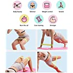 VIMILOLO-Resistance-Loop-Exercise-Bands-with-Instruction-Guide-Home-Fitness-Natural-Latex-Workout-Bands-for-Legs-And-Butt-Yoga-And-More-5-Set