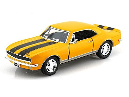 1967 Chevy Camaro Z/28 1/37 Yellow