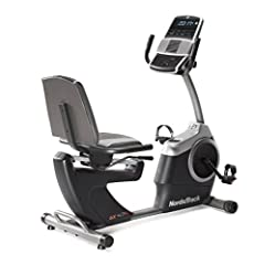 Conquer any road in the comfort of your own home on the NordicTrack GX 4.7 R exercise bike. Built to accommodate riders of all sizes, the console angle adjusts for the perfect view. An oversized, padded seat with lumbar support is designed to...