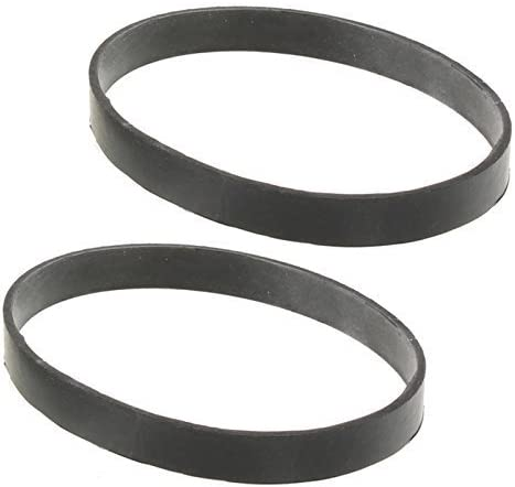 Vax Replacement Belts Rubber 6 Per Pack To Fit U85-I3-Be Impact Plus
