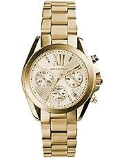 Michael Kors Dames Chronograaf Kwarts Horloge