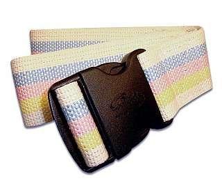 Quick-Release Gait Belt (Pastel, 60 inches)