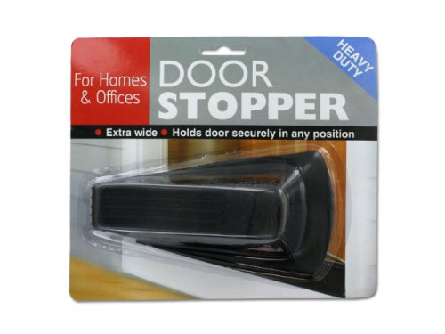 Bulk Buys HT017-96 Heavy Duty Door Stopper for Homes or Offices - Pack of 96 from bulk buys