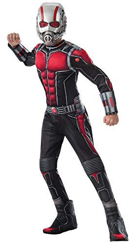 Ant-Man Deluxe Costume, Child's Medium -