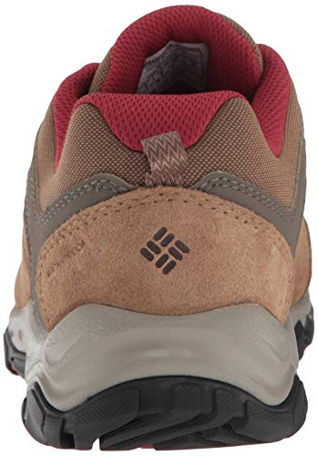 Columbia Hiking Women's Waterproof Marsala Shoe Red Wahkeena Delta 66gqzrxpF