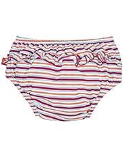 Stark reduziert: Lässig Splash & Fun Baby Swim Diaper / Baby Schwimmwindel girls-small stripes, 24 Monate, Größe XL und mehr