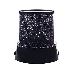 Gosear® Luz Lámpara Proyector LED Star Noche Estrellada Multi ...