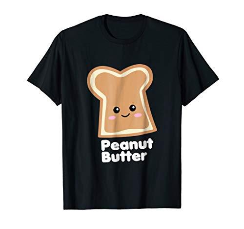Peanut Butter Shirt Girls Halloween Group Costume