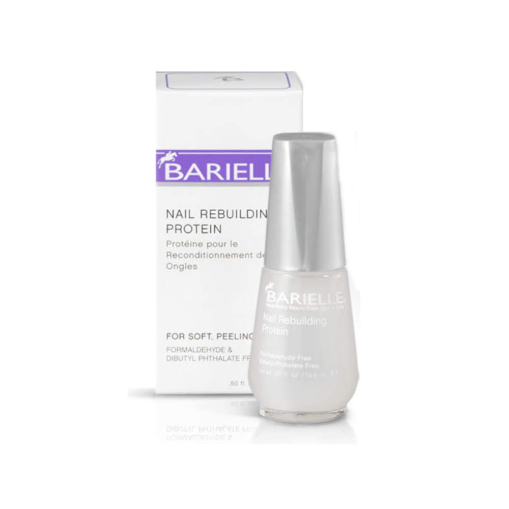 Barielle Nail Rebuilding Protein, 0.5-Ounces by Barielle