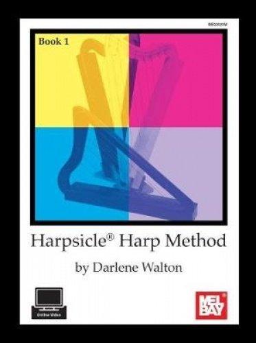 Download Harpsicle Harp Method: Book 1 PDF